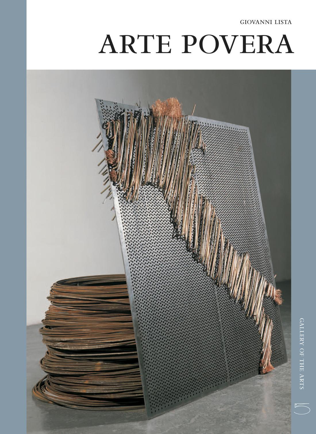 arte povera modern art 5 continents editions